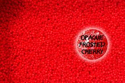 TR-11-45AF Opaque Frosted Cherry 10g