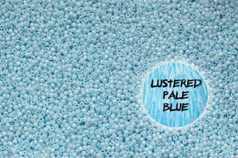 TR-08-124 Opaque Lusted Pale Blue 10g