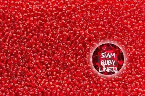 TR-11-25B S-Lined Siam Ruby 10g